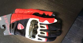 DUCATI Company Gloves - Medium