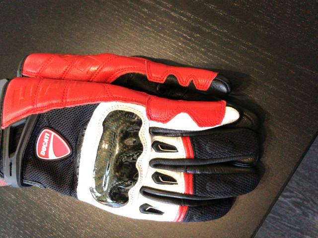 DUCATI Company Gloves - Medium 0