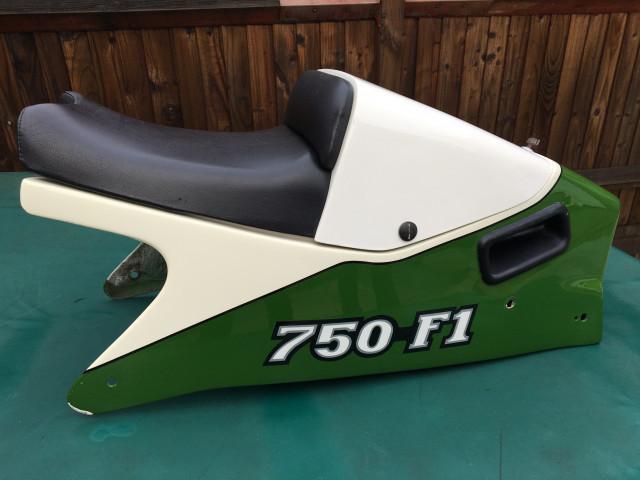 750 F1 Dual Seat 0
