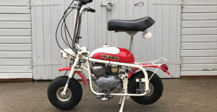 Ducati Mini Marcellino 50cc Monkey bike 1970