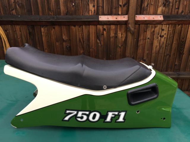 750 F1 Dual Seat 1