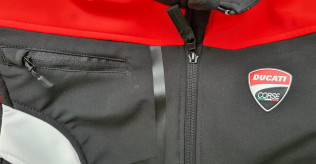 Ducati ladies casual jacket large (12)