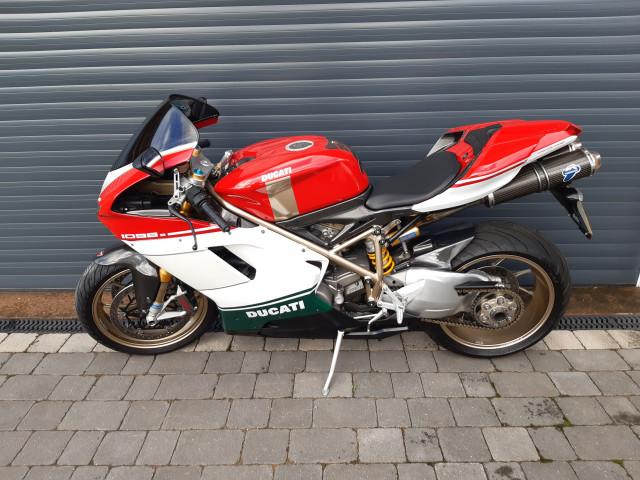 Ducati 1098s Tricolore 0