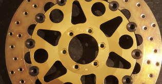 New Brembo cast iron full floating discs/pads 49240081A 888 900ss 916 etc