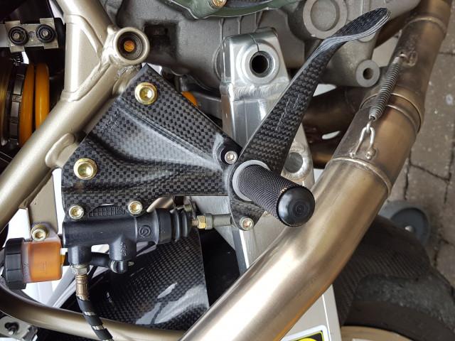 Ducati 926 Corse, 1994, one of 32 built. Ex-BSB, WSB, TT 3