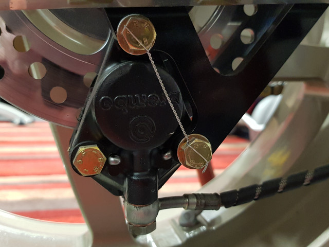 Ducati 926 Corse, 1994, one of 32 built. Ex-BSB, WSB, TT 6
