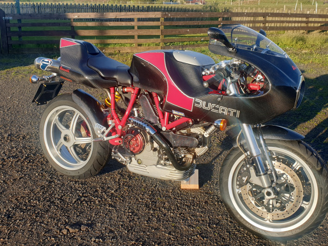 Ducati MH900e Evoluzione  7