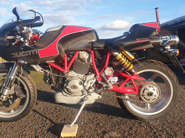 Ducati MH900e Evoluzione  5