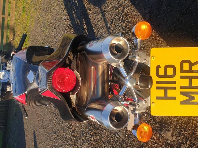 Ducati MH900e Evoluzione  0