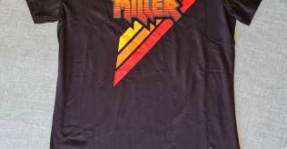 Womens Jack Miller 43 Official MotoGP T-Shirt XL