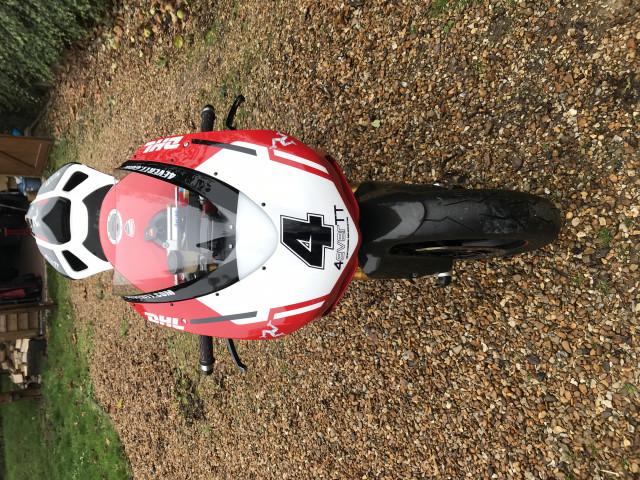 Ducati 1098s Track/Road Bike 3