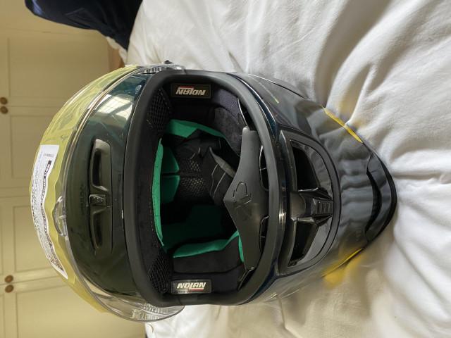 Casey stoner superhero carbon helmet size xl 3
