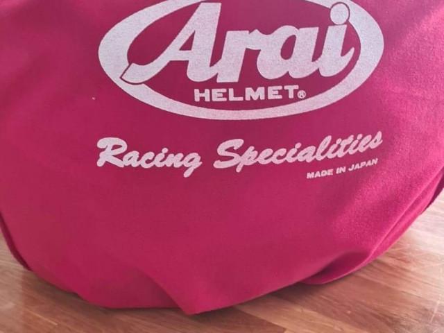 Ducati Arai Chaser X Large Helmet Brand New 2