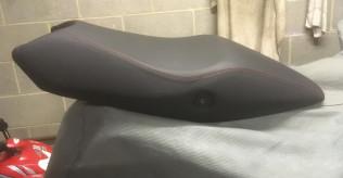 Ducati Monster 796 'comfort' seat