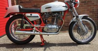 Ducati 450 Desmo 1972