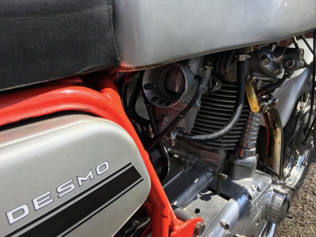 Ducati 450 Desmo 1972 9