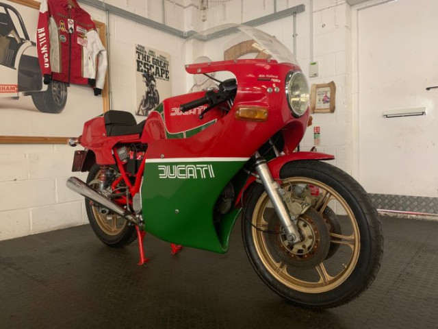1981 Ducati MH900R only 6k miles from new 3