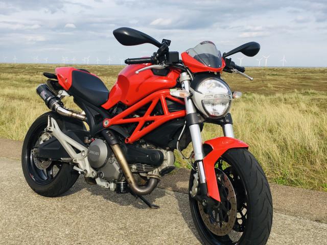 Ducati Monster 696 ABS (2014) 0