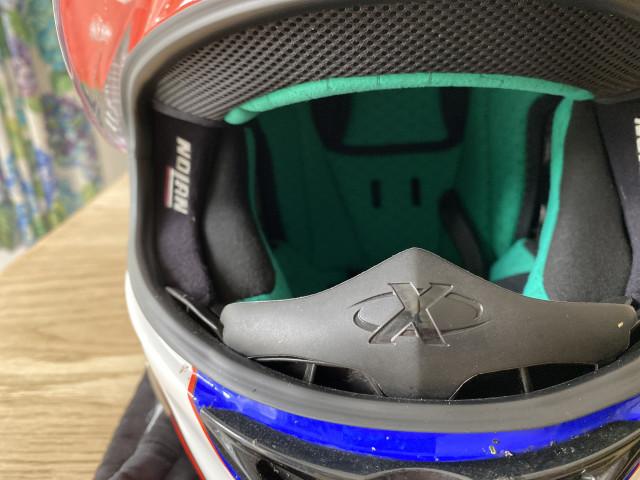 Casey Stoner replica carbon x802rr size xl nolan helmet 5