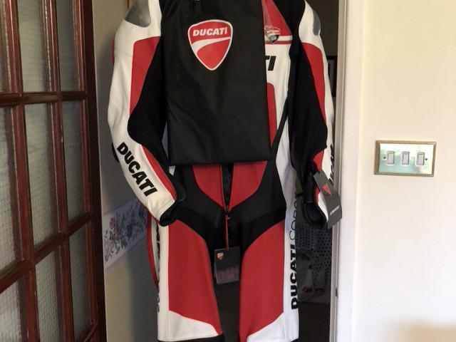 Ducati Forse full leathers 6