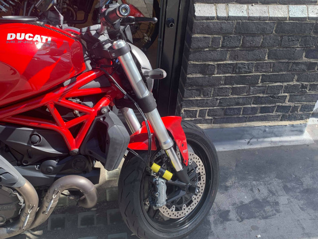 Ducati Monster 821 from 2014 1