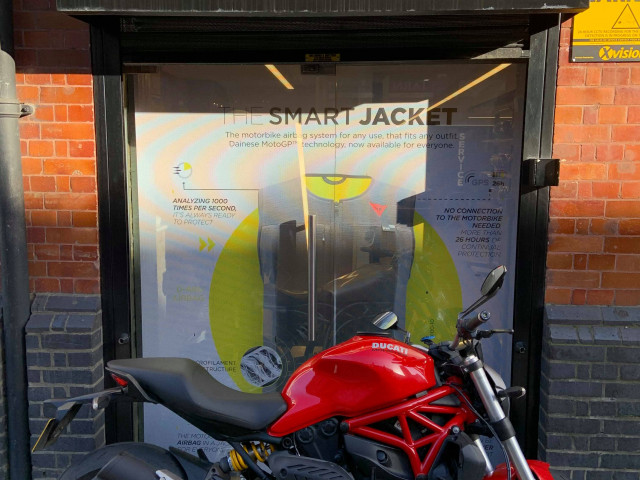 Ducati Monster 821 from 2014 7
