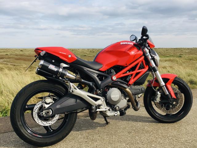 Ducati Monster 696 ABS (2014) 1