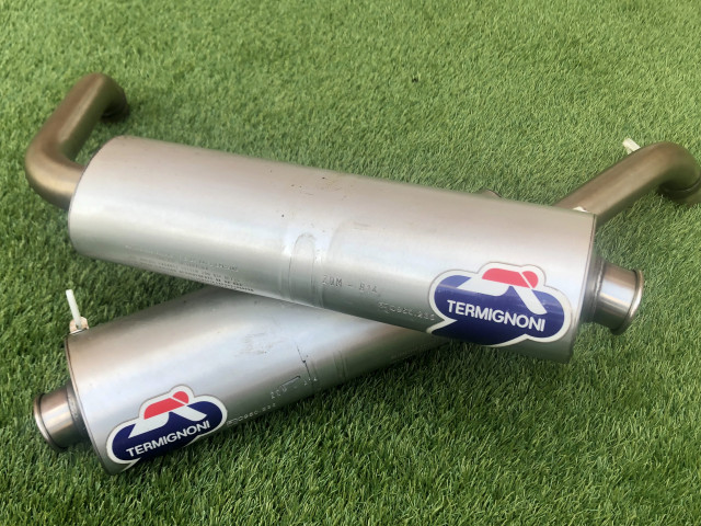 Ducati 748 / 916 standard exhaust pipes  0