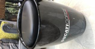 Ducati Corse garage stool