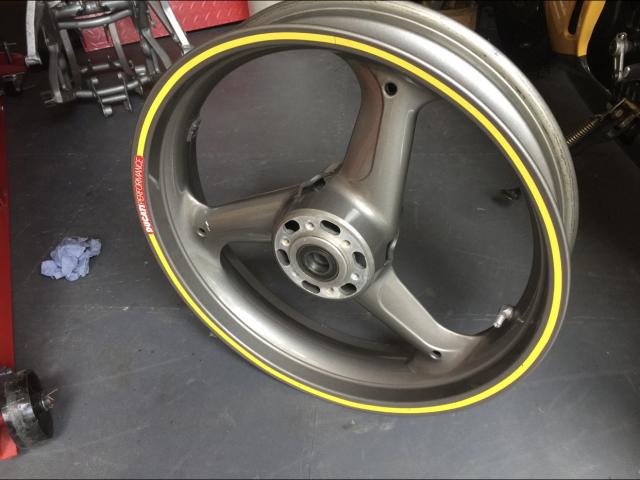 Ducati 900ss ie Wheels 1