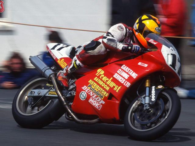 Ducati 926 Corse, 1994, one of 32 built. Ex-BSB, WSB, TT 7