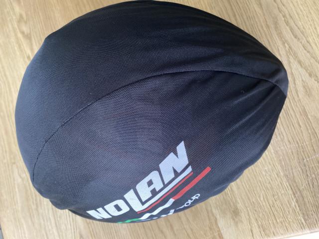 Casey Stoner replica carbon x802rr size xl nolan helmet 0