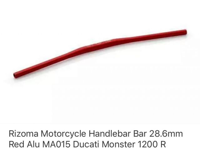 Rizoma bar risers 1
