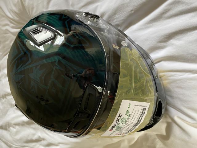 Casey stoner superhero carbon helmet size xl 0