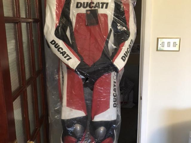 Ducati Forse full leathers 1