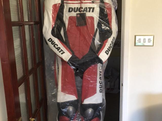 Ducati Forse full leathers 0