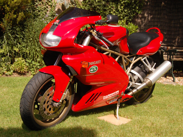 Ducati 750SS, year 2000, Fully Serviced, Long-term Owner 0