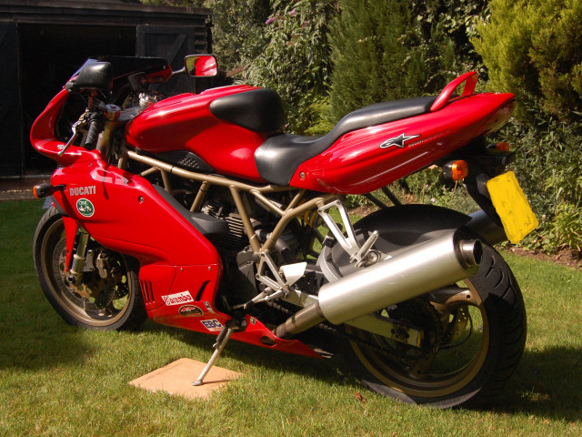 Ducati 750SS, year 2000, Fully Serviced, Long-term Owner 1