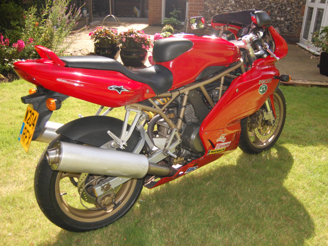 Ducati 750SS, year 2000, Fully Serviced, Long-term Owner 2