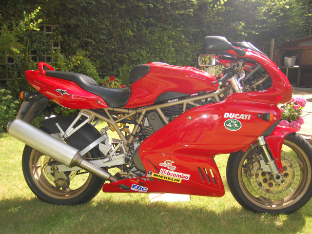 Ducati 750SS, year 2000, Fully Serviced, Long-term Owner 3