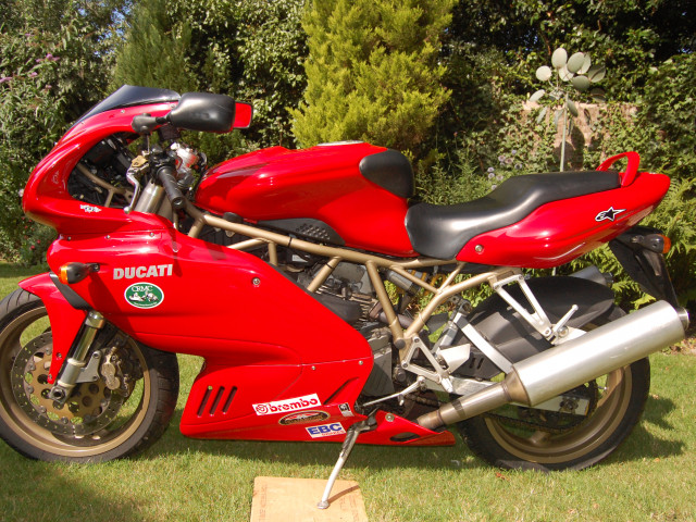 Ducati 750SS, year 2000, Fully Serviced, Long-term Owner 4