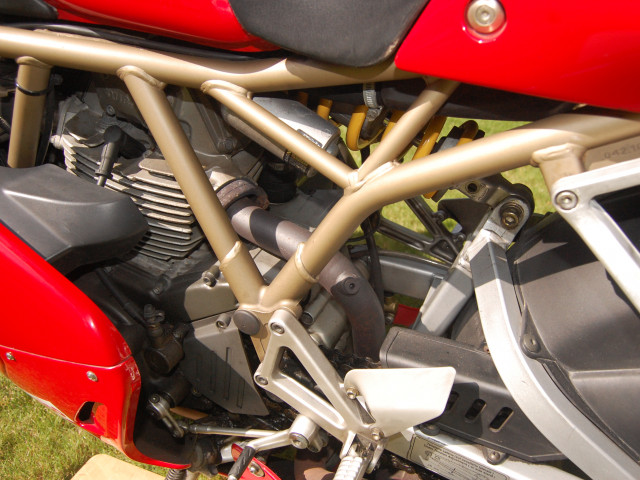 Ducati 750SS, year 2000, Fully Serviced, Long-term Owner 6