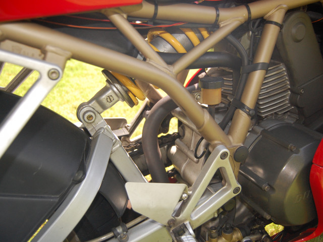 Ducati 750SS, year 2000, Fully Serviced, Long-term Owner 7