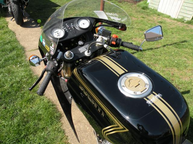 Ducati 900ss Baines Imola Replica 26 1