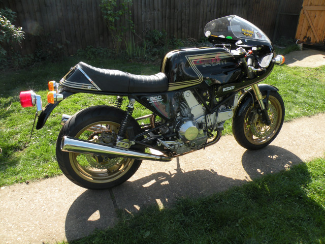 Ducati 900ss Baines Imola Replica 26 3