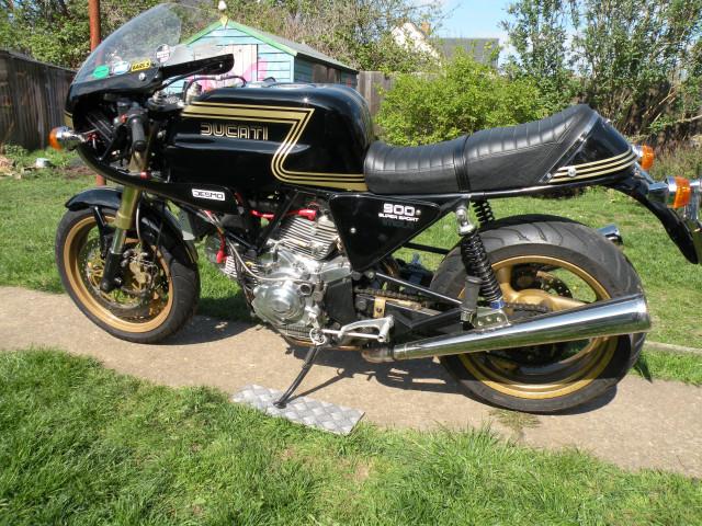 Ducati 900ss Baines Imola Replica 26 0