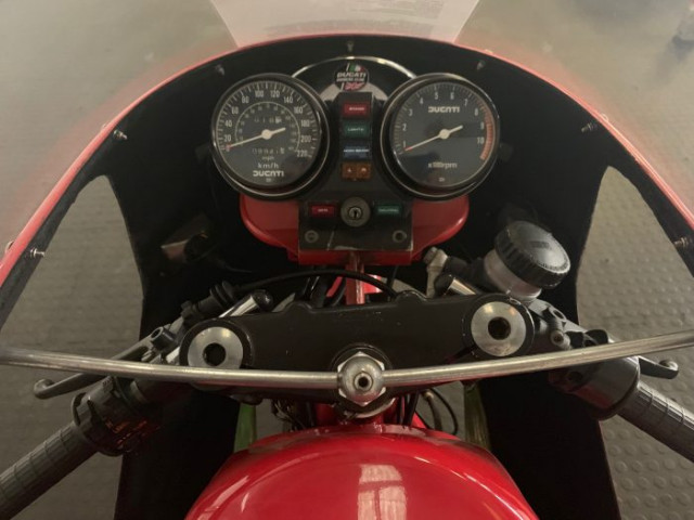 1981 900SS Bevel early MHR (Mike Hailwood Replica) steel tank 1-piece fairing Conti's only 6,000miles! 8