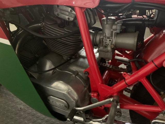 1981 900SS Bevel early MHR (Mike Hailwood Replica) steel tank 1-piece fairing Conti's only 6,000miles! 7