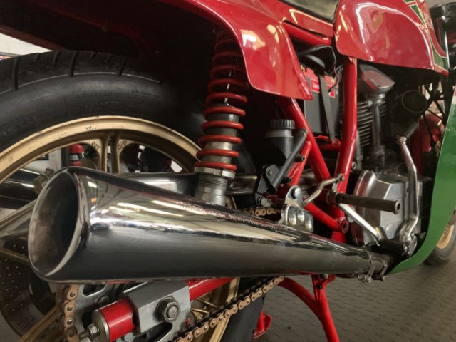 1981 900SS Bevel early MHR (Mike Hailwood Replica) steel tank 1-piece fairing Conti's only 6,000miles! 6