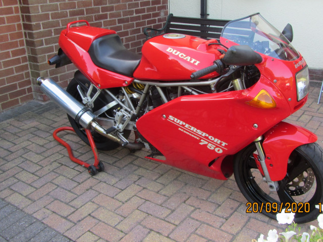 Ducati 750SS (1993) For Sale 0